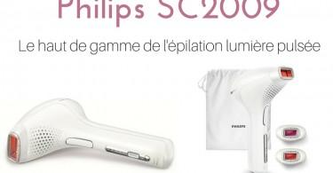 Philips SC2009 Prestige