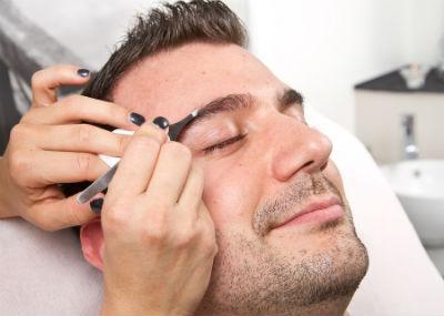 Bien-aimé Le manuel de l'épilation des sourcils pour hommes - épilateur  TC88