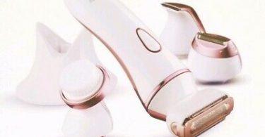 rasoir-electrique-feminin-VOYOR-Waterproof-Rechargeable-ES400-test